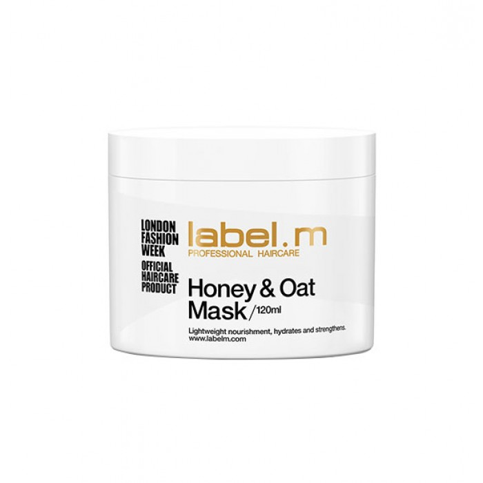 HONEY & OAT MASK 120ML
