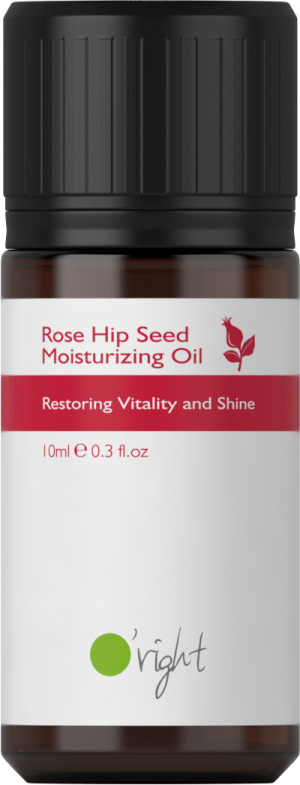 Rose Hip Seed Moisturizing Oil 10ml